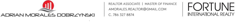 Adrian Morales Realtor