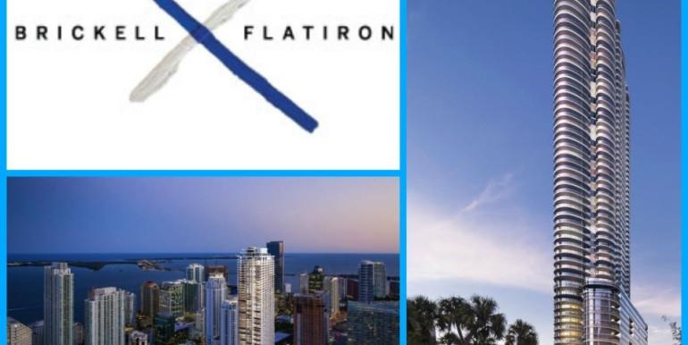Brickell Flatiron Condos Renderings