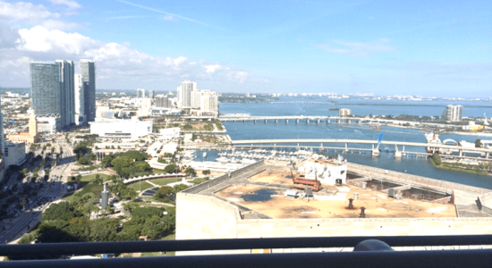One Miami penthouse# 4400-East
