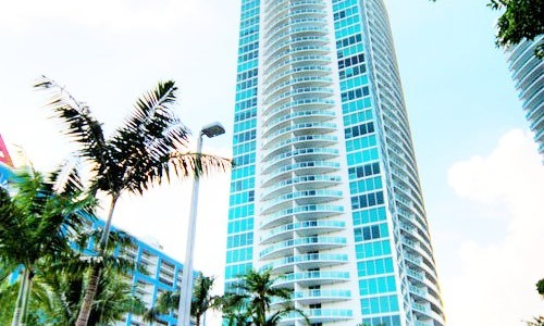 Skyline unit# 902.  Brickell