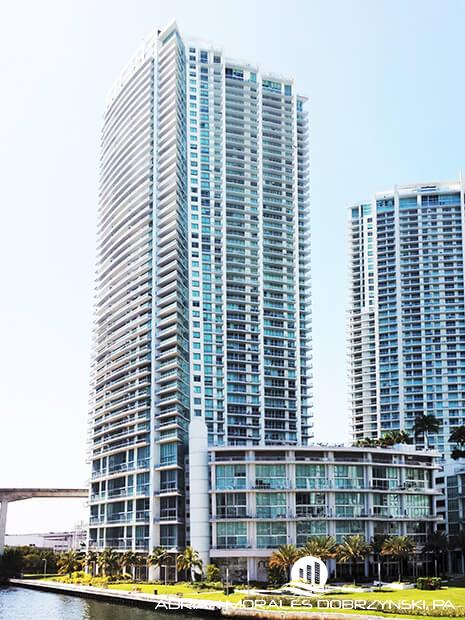 Mint at Riverfront in Downtown Miami