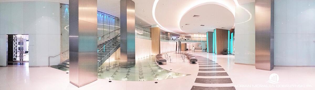Lobby at Mint