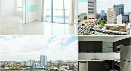 IVY unit# 2106.  Downtown/Brickell