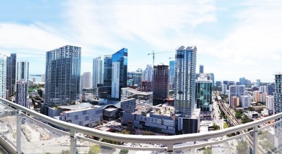 MINT at Riverfront, unit# 3502.  Downtown/Brickell