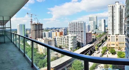 Axis unit# 2210-South.  Brickell