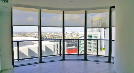Brickell Heights unit# 3008-West.  Brickell