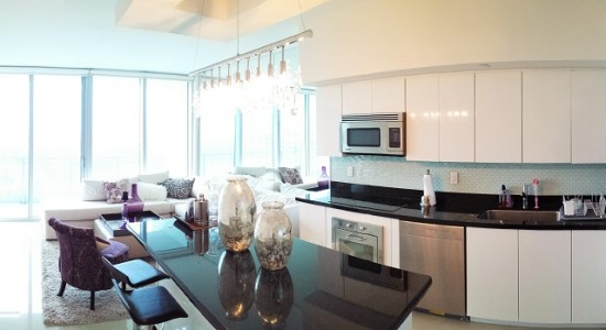 Mint unit# 4008.  Downtown Miami